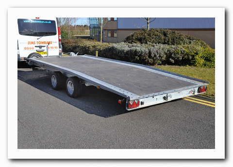 Car Transporter Hire Peterborough